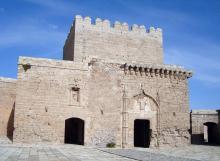Torre del homenaje del recinto 3