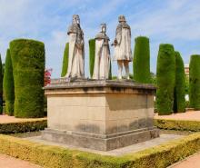 Escultura de los Reyes Católicos
