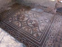 Restos de castillo de Santa Eufemia