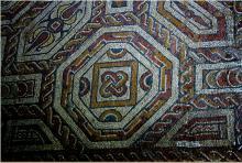 Mosaico villa Veranes